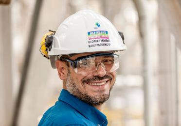 Georges MORENO, directeur de production de SATORP et chef de la mission TotalEnergies. Raffinerie de Jubail, Arabie Saoudite. Satorp.