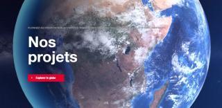 Parcourez notre map interactive