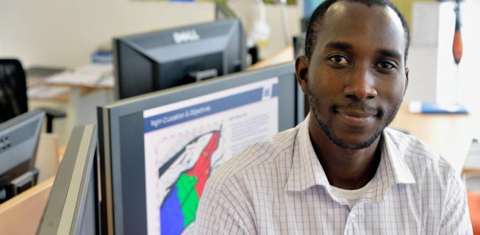 Allison KASOZI, ingénieur réservoir. Kampala, Ouganda.
