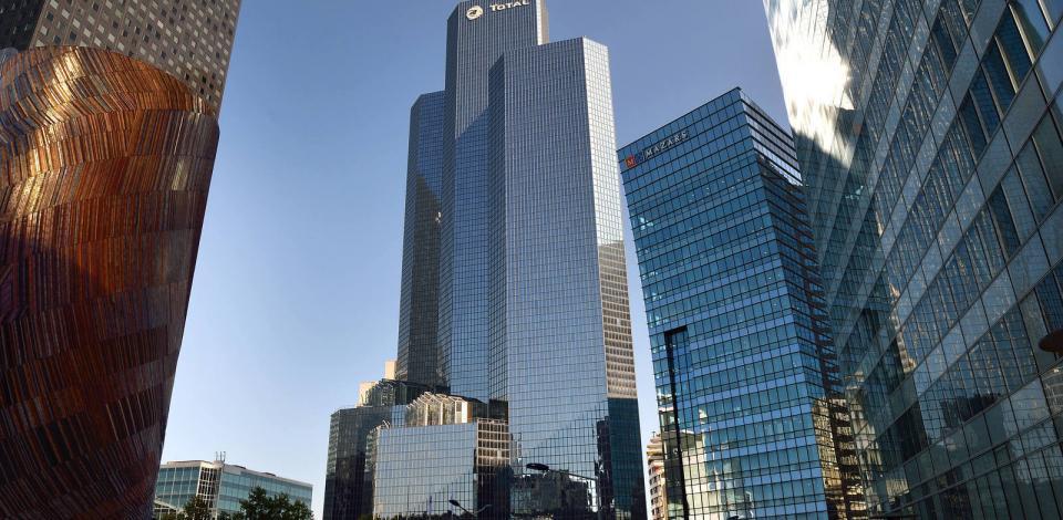 Vue de la tour Coupole à La Défense